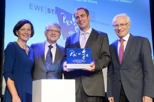Klaus-von-Klitzing Preis 2018